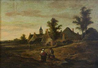 PETER DE MOLYN (DUTCH, 1595-1661).