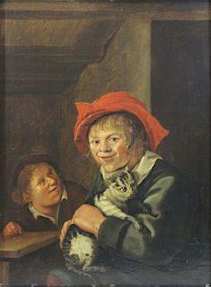 JAN MIENSE MOLENAER (DUTCH, 1609-1668).