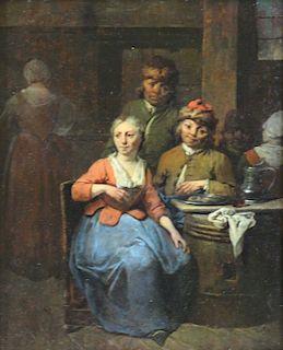 JAN LAMBRECHTS (FLEMISH, 1680-1731).