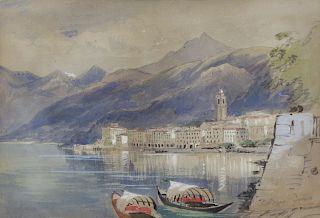JAMES HOLLAND (BRITISH, 1799-1870).