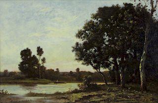 LEON RICHET (FRENCH, 1847-1907).