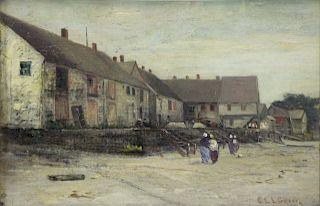 CHARLES EDWIN LEWIS GREEN (AMERICAN, 1844-1915).