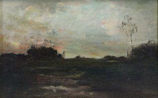 ALEXANDER VAN LAER (AMERICAN, 1857-1920).