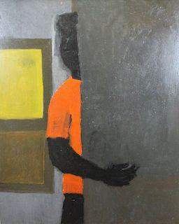 BOB THOMPSON (AFRICAN AMERICAN, 1937-1966).