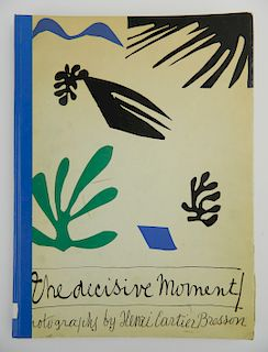 Matisse- Photography by H. Cartier-Bresson