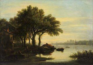 PHILLIP REINAGLE (BRITISH, 1749-1833).