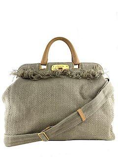 e9c35cd1d20a Prada Vitello Diano Leather Hobo Bag by Consigned Designs - 1325535 ...