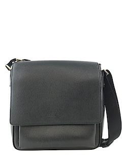 235f6d1f25fd Salvatore Ferragamo Soft Gancini Flap Satchel Bag by Consigned ...