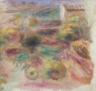 Pierre-Auguste Renoir, (French, 1841-1919), La maison de lartiste