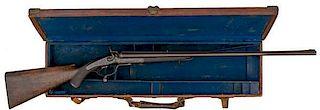 Alexander Henry Best Quality Underlever Rifle