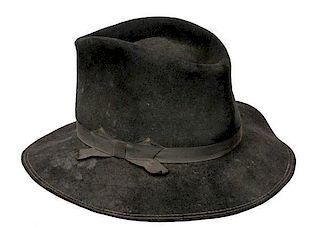 Model 1889 Regulation Black Campaign Hat