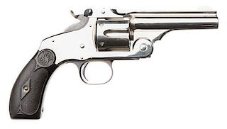 Smith and Wesson New Model No. 3 Single Action Revolver