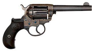 Colt Model 1877 Lightning DA Revolver