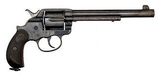 "**Colt Model 1878 ""Frontier"" DA Revolver"
