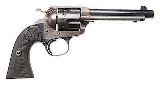 ** Colt Bisley Model Single Action Revolver
