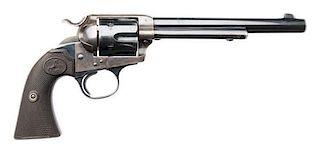 **Colt Bisley Model Single Action Revolver