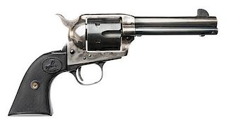**Colt Single Action Army Revolver