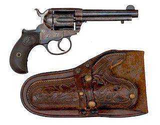 Colt Model 1877 Lightning Double-Action Revolver
