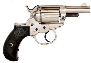 Colt Model 1877 Lightning DA Revovler