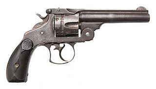 Smith and Wesson .44 Double-Action First Model Revolver