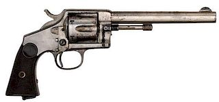 Hopkins & Allen Army Model Revolver