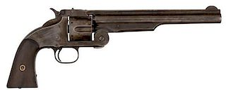Smith & Wesson Model No. 3 Single Action Revolver, 2nd Model