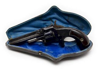 S&W 1st Model, 3rd Issue Single Action Revolver