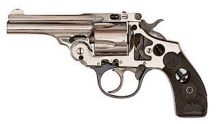 Iver Johnston Cutaway Salesman Demonstrator Revolver