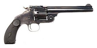 **Smith and Wesson New Model No. 3 Target Single Action Revolver