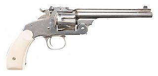 Smith and Wesson New Model No. 3 Target Single Action Revolver