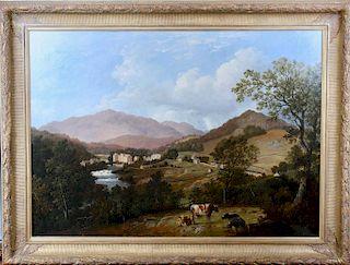 James Fahey Oil, Backbarrow Mill