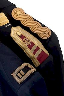 Public Health Service Named Officer's Uniform Group