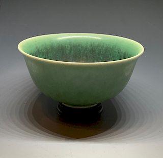 Saxbo Danish Studio Porcelain Bowl