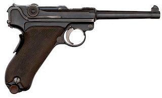 **Rare 1906 Royal Portuguese Army Luger Pistol