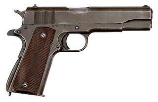 **Model 1911A-1 Remington Rand Automatic Pistol