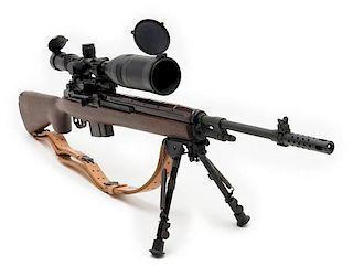 **Desirable Springfield M-1A Super Match Model Semi-Auto Rifle
