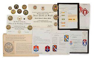 Vietnam War Era Insignia Archive From the U.S. Army Institute of Heraldry