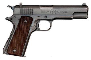 Colt Ace Target Pistol