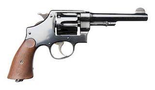 **Smith and Wesson U.S. Model 1917 Army DA Revolver