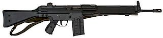 *Heckler & Koch Model HK-91 Semi-Auto Rifle