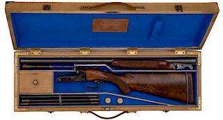 **Winchester Model 21 Double-Barrel Shotgun