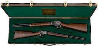 *Cased Marlin 336 & 39 Centennial Presentation Rifles