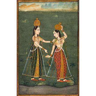 INDIAN ILLUSTRATIONS