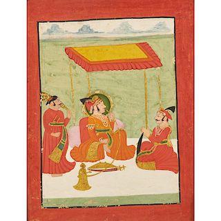 INDIAN ILLUSTRATION