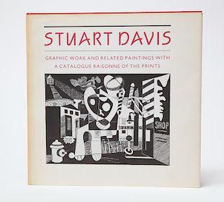 """Stuart Davis """"A Catalogue Raisonné of the Prints"""""""