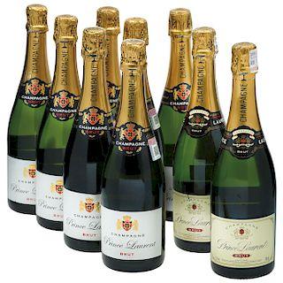 Prince Laurent. Non Vintage. Brut. Champagne. France. Piezas: 9.
