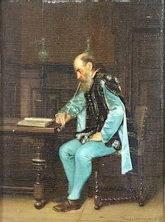 FRANZ MOORMANS (DUTCH, 1832-1893).