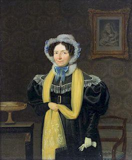 CHARLES BRIAS (BELGIAN, 1798-1884).
