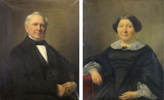 JACOB SPOEL (DUTCH, 1820-1868).