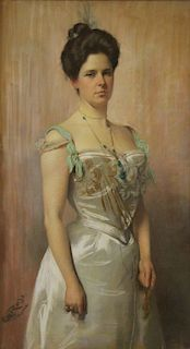 CHRISTIAN MEYER ROSS (NORWEGIAN, 1843-1904).